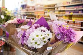 flowers shop grocery store vs flower shop