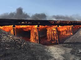 California Wildfires Colorado by Grass Fire In Southeast Colorado Burns Railroad Trestle Highway