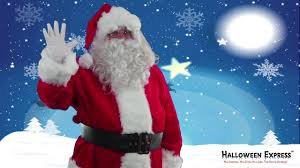 how to create a perfect santa claus costume look