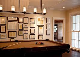 light over pool table pool room traditional media room marcia tucker interiors