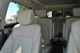 hyundai santa fe 3 child seats 2014 hyundai santa fe limited suv vehicle review a spark of