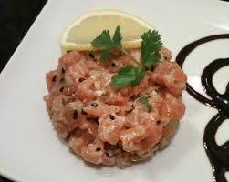 la cuisine de mes envies mon tartare exotique aux deux saumons la cuisine de mes envies