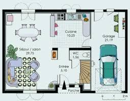plan maison simple 3 chambres plan maison simple 3 chambres inspirational plan maison 120m2 plain