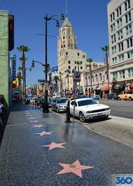Hollywood Walk Of Fame Map Hollywood Stars Hollywood Walk Of Fame