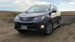 toyota awd 2013 review 2013 toyota rav4 limited awd no longer small but