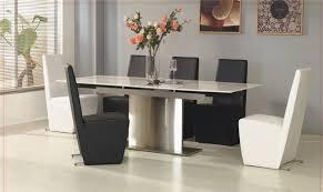 kitchen modern table black dining room set modern dining room