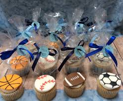sports theme baby shower sports themed baby shower cupcakes gray barn baking