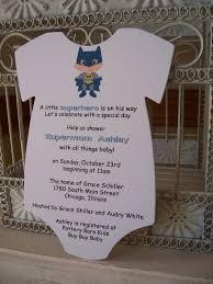 baby shower invitations interesting superhero baby shower