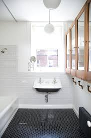 Black And White Checkered Tile Bathroom Best Bathrooms U2014 Anna Versaci Design