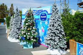 photos disney springs christmas tree trail now open