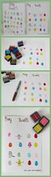 fingerprint monster thank you cards best fingerprint cards ideas