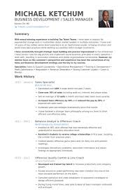 Resume Sales Examples by Sales Specialist Resume Samples Visualcv Resume Samples Database