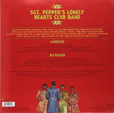 the beatles sgt pepper u0027s lonely hearts club band 4 cd dvd blu
