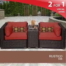 Wicker Patio Furniture Set Three Patio Set U6r8iul Cnxconsortium Org Outdoor Furniture