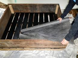 How To Make Hardwood Flooring From Pallets How To Build A Raised Garden Bed How Tos Diy