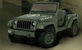 jeep wrangler prices by year 75 year salute jeep s anniversary gift to itself is this willys