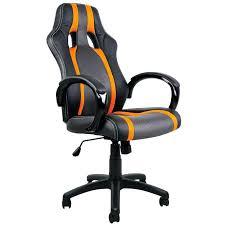 fauteuil de bureau orange fauteuil de bureau orange chaise de bureau chaise bureau sport