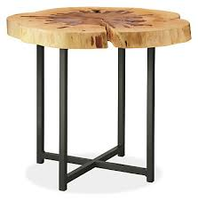 Living Room End Tables Allard End Tables In Steel Modern End Tables Modern