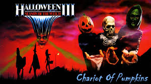 john carpenter u0027s halloween iii season of the witch chariot of