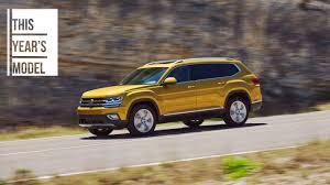 volkswagen suv 2015 interior the 2018 volkswagen atlas finally solves vw u0027s america problem