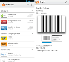 store cards app wallet app for storing gift cards store cards surfaces