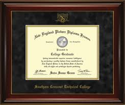 tech diploma frame southern crescent technical college diploma frame 7011