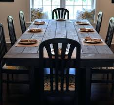 farmhouse dining room table dining room table projects hack