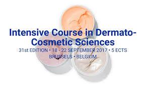 cosmetic science schools intensive course in dermato cosmetic sciences 2017 vrije