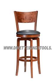bar stools that swivel bar stools swivel solid wood cherry finish