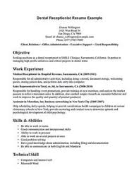 Receptionist Resume Templates Receptionist Resume Template Receptionist Resume Is Relevant With