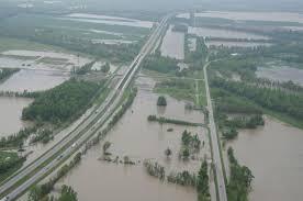 Flooding Missouri Map National Guard Deployed In Flood Zones Upi Com