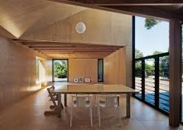 Home Design Architects Asymmetrical Karri Loop House Is Built Around Indigenous Trees In