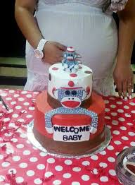 show stopping baby shower cakes these moms get the thumbs up