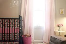 Light Pink Curtains For Nursery Inspirational Light Pink Valance Curtain U Ideas Pic Of