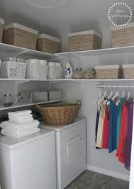 laundry in bathroom ideas storage u0026 organization wonderful ideas of laundry room shelving