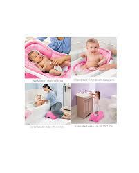 Summer Infant To Toddler Bathtub Summer Infant Right Height Bath Tub U2013 Pink U2013 Theshopville Com