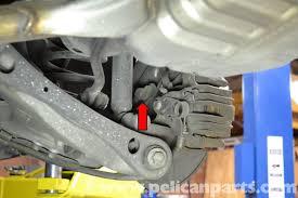 audi a4 b6 abs wheel speed sensor replacement 2002 2008