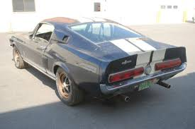 mustang restoration project for sale shelby gt 500 xfgiven type xfields type xfgiven type 1967