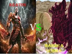 vs madara kratos vs madara uchiha ragnarok debating