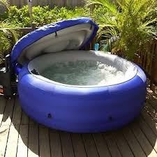 Whirlpool For Bathtub Portable Spa2go Portable Tub Four Person Spa Inflatable Jacuzzi