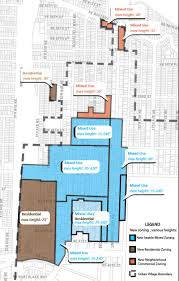 Map Seattle University by U District Upzone Plan Could Make Neighborhood Much Taller