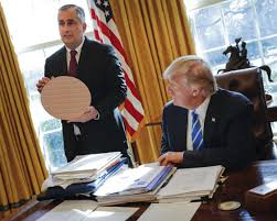 Oval Office Through The Years by In Meeting With Donald Trump Intel U0027s Brian Krzanich Announces