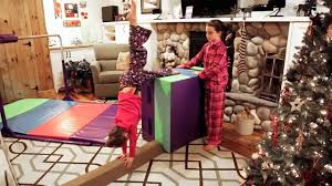 tumbl trak presents give the gift of gymnastics starter home