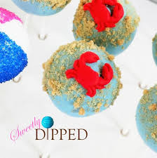 14 best beach under the sea cake pops images on pinterest beach