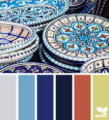 color stacked color palettes colors and seeds