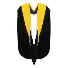 academic hoods deluxe doctoral academic gradshop