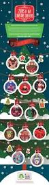 12 days ugly christmas sweaters daily infographic