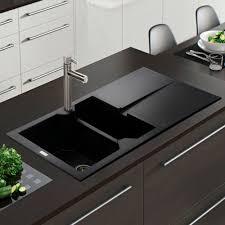lavelli granito lavello a 2 vasche in granito con gocciolatoio razor 1 5b