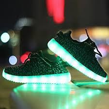 Kids Light Up Shoes Cayanland 11 Colors Modes Kids U0027 Led Light Up Shoes Kids Fashion