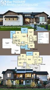 basement best sloped lot house plans walkout luxury awesome design
